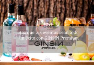 Haz que tus eventos sean todo un éxito con GINSIN Premium