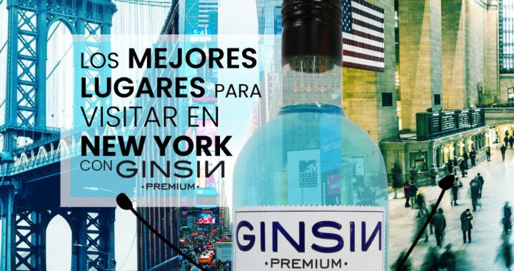 Los mejores lugares para visitar Nueva York con GINSIN