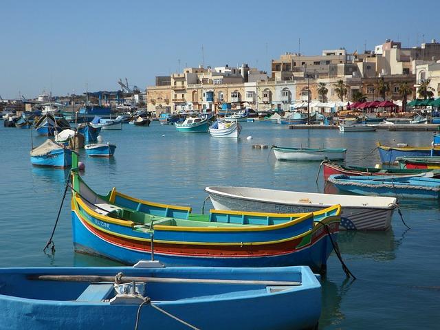 Viaja a Malta con GINSIN
