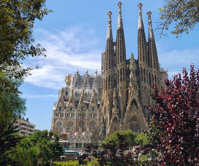 viaja a Barcelona con GINSIN