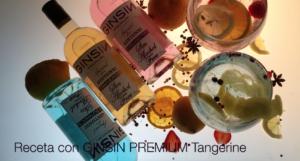 Vídeo receta GINSIN Tangerine con canela