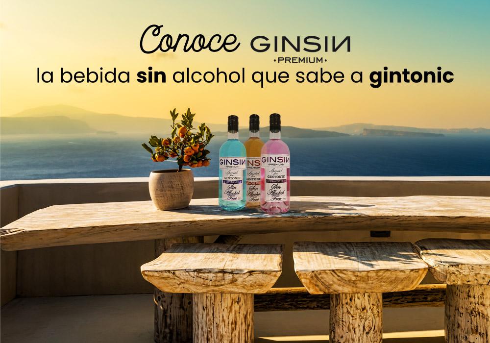 GINSIN tiene un bajo contenido calórico, por lo que no tendrás que renunciar a cuidarte.
