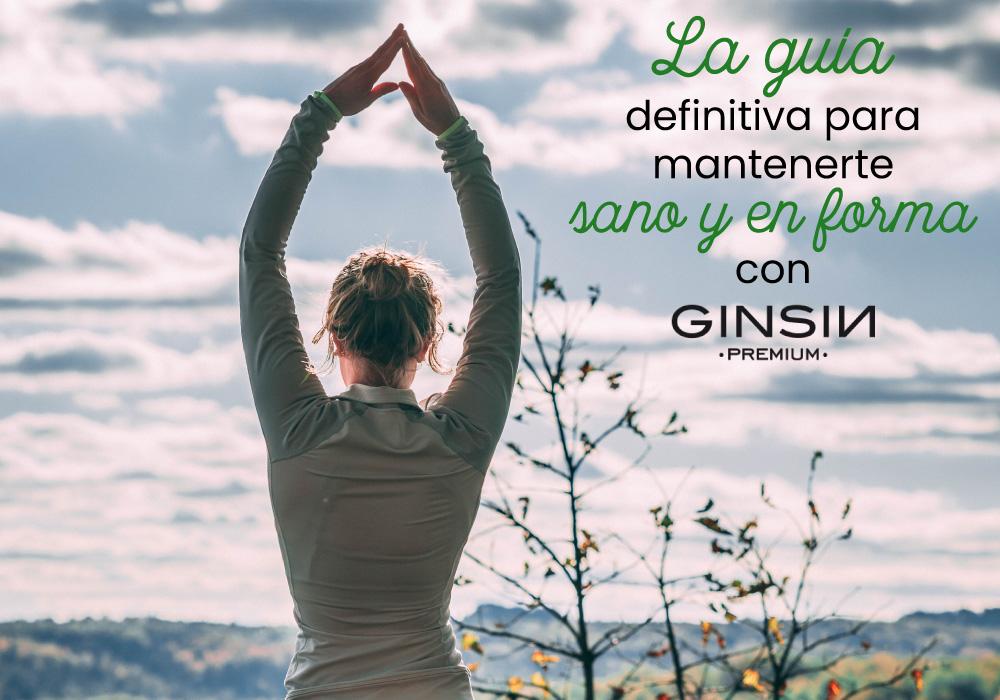 Comienza una vida mucho más saludable con GINSIN Premium