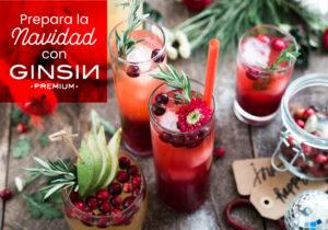 Prepara la Navidad con GINSIN