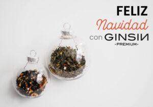 ¡Feliz Navidad con GINSIN!