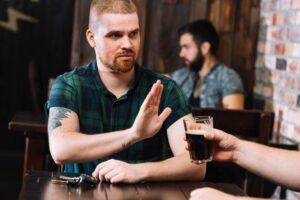 Elimina el alcohol de tus hábitos de vida