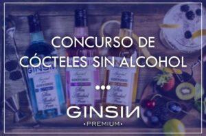 CONCURSO DE CÓCTELES SIN ALCOHOL CON GINSIN PREMIUM